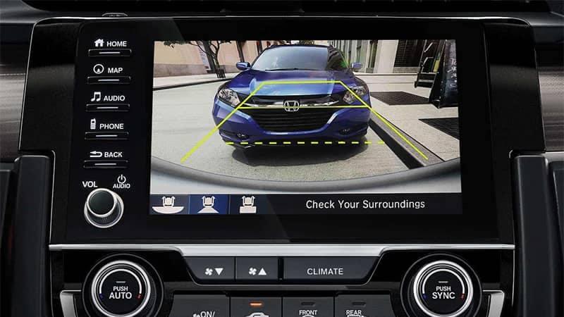 Sedan on the Dashboard
