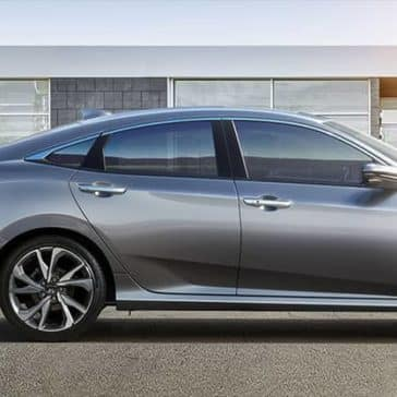 2019 Honda Civic Sedan Side Profile