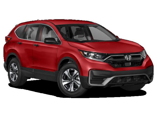 New 2021 Honda CR-V LX AWD 4D Sport Utility