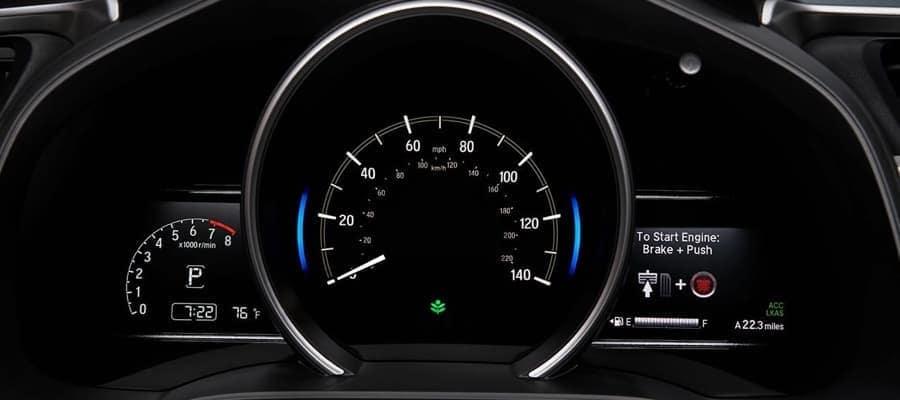 2019 Honda Fit Interior Features