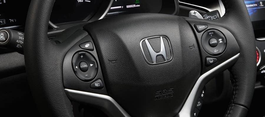 2019 Honda Fit Steering Wheel