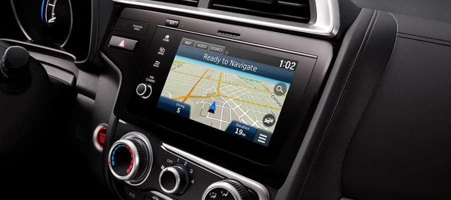 2019 Honda Fit Navigation System