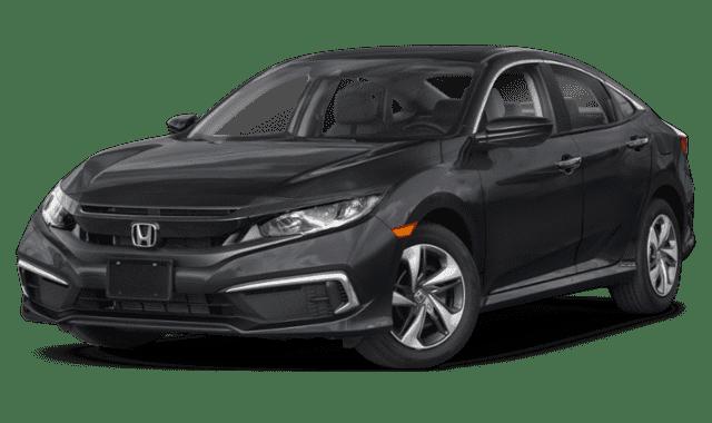 2019 Honda Civic Side View