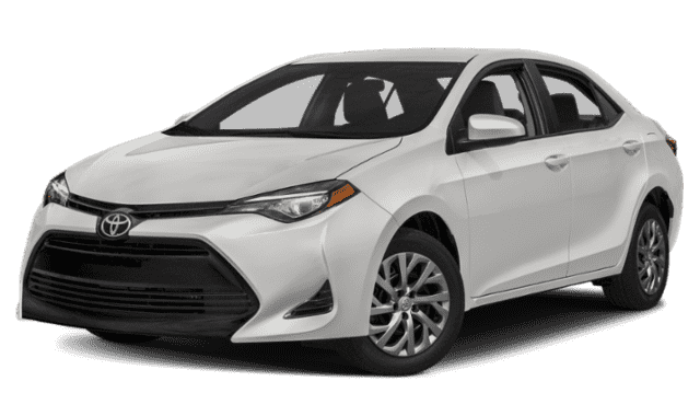 2019 Toyota Corolla Side View