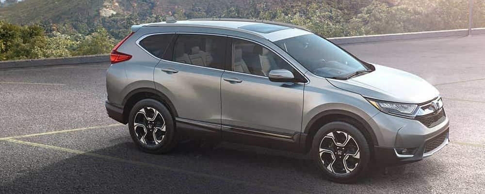 Silver 2019 Honda CR-V