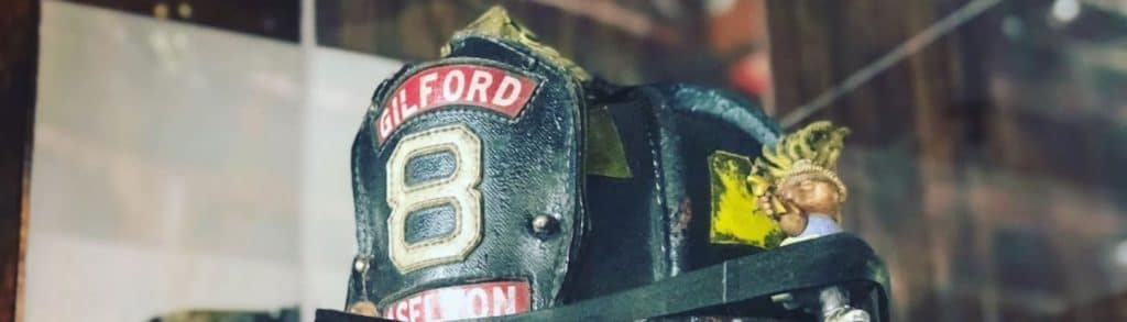 Fire Fighter's Hat