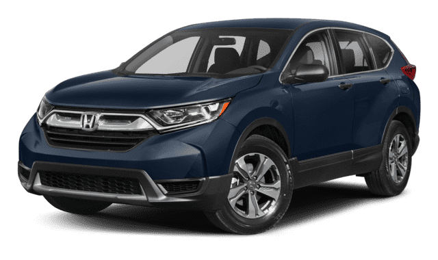 Navy Blue Honda CR-V