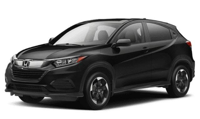 Black 2019 Honda HR-V