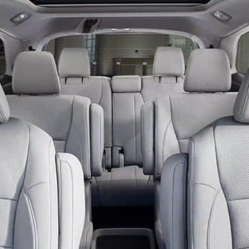 2020 Honda Pilot Seating