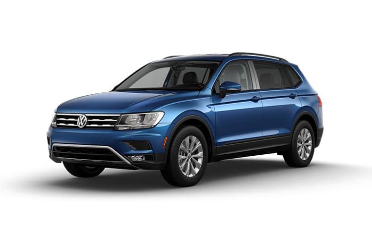 New 2019 Volkswagen Tiguan 2.0T S AWD