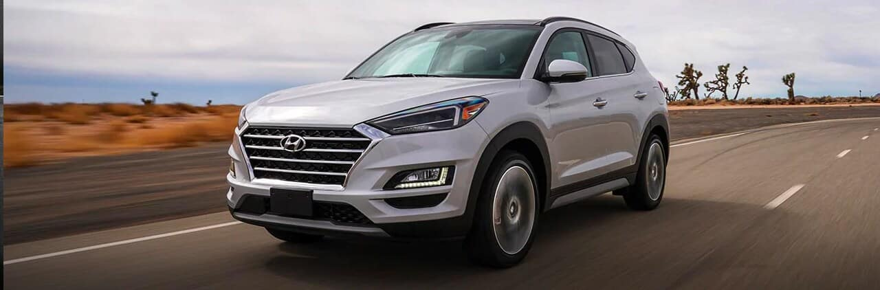 The 2019 Hyundai Tucson Receives Top Safety Pick+ Rating From IIHS!