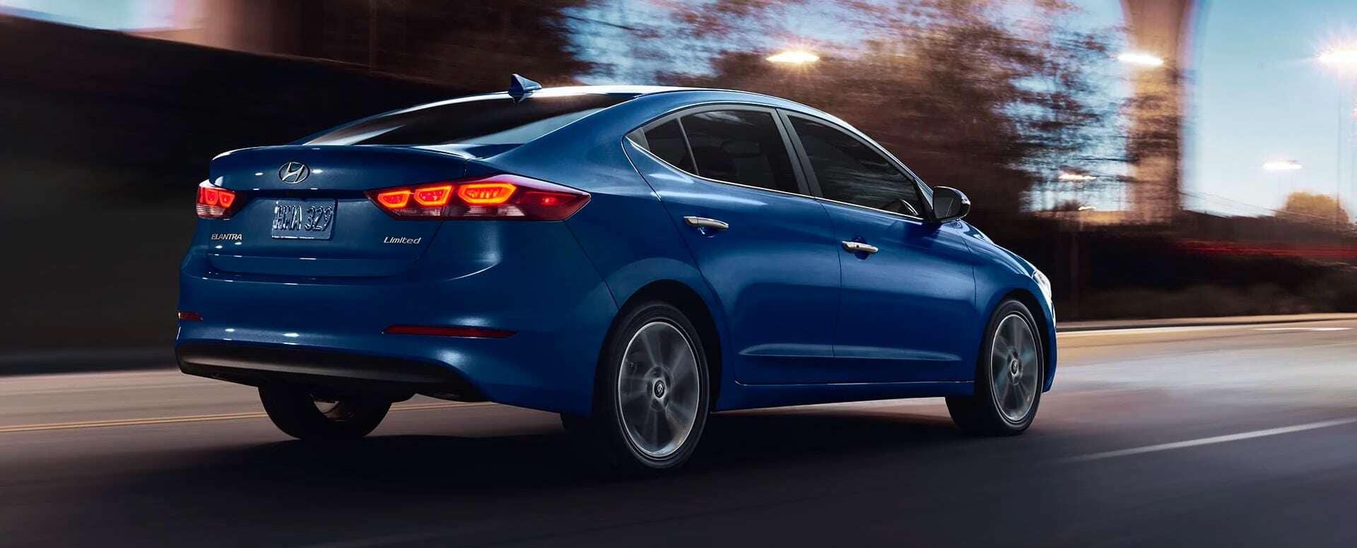 2018 Hyundai Elantra Interior Chicago IL