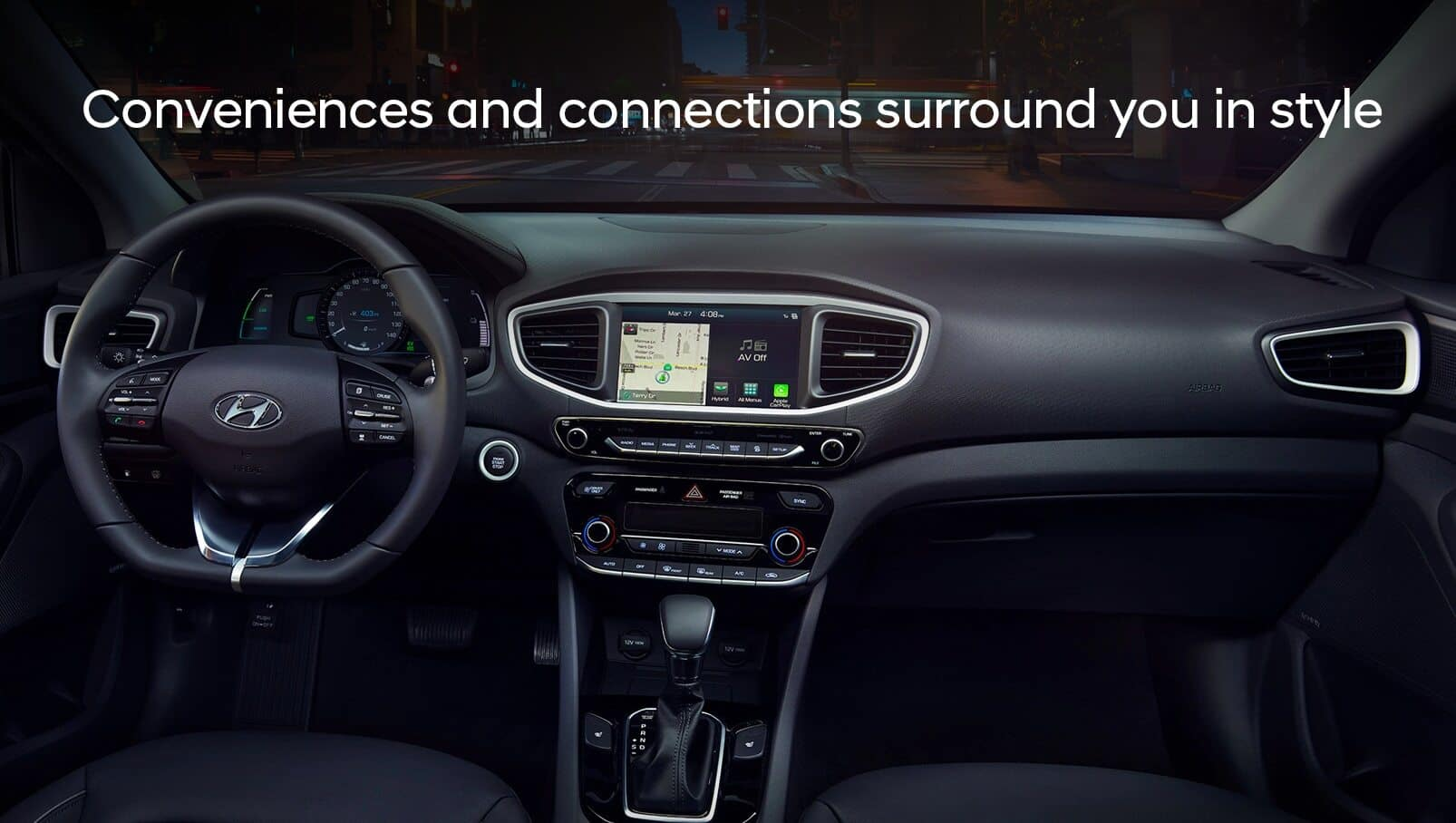 2019 Hyundai Ioniq Hybrid Features Chicago IL