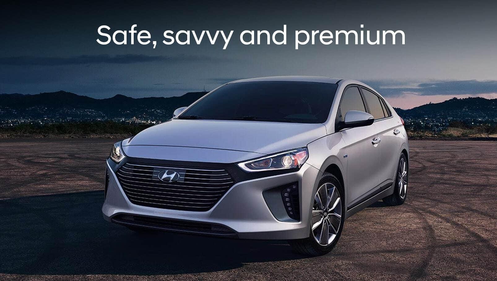 2019 Hyundai Ioniq Hybrid Overview Chicago IL