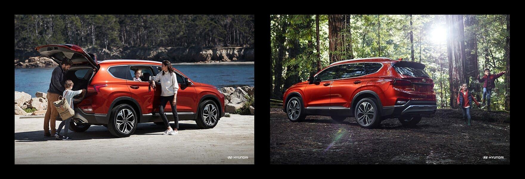 2019 Hyundai Santa Fe Features Chicago