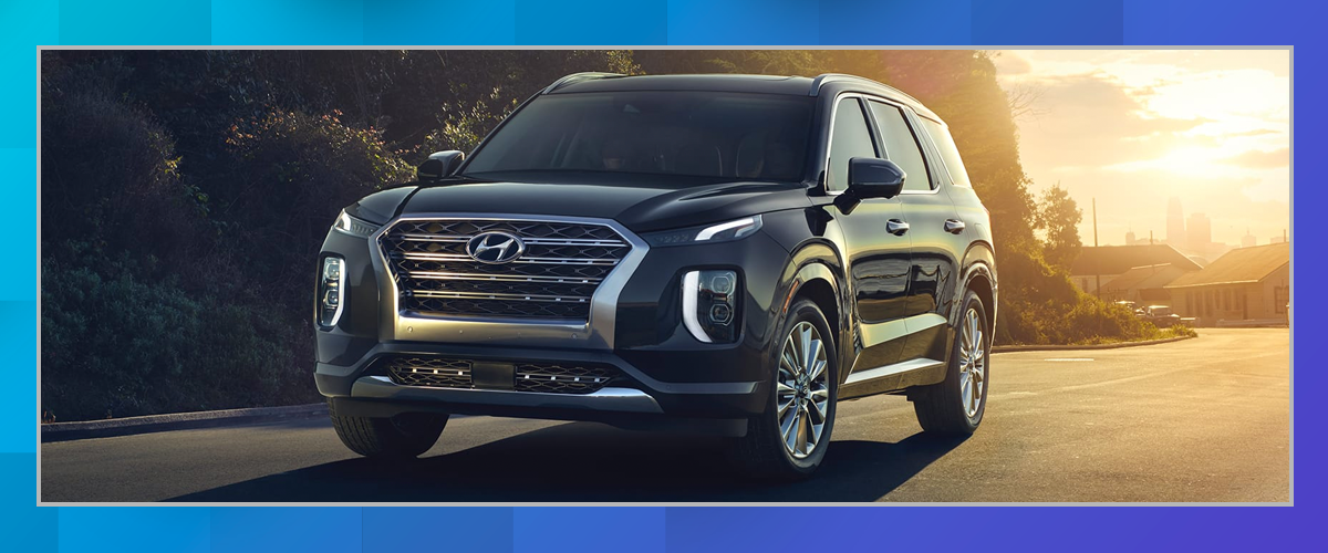 Matteson IL New Hyundai Palisade For Sale