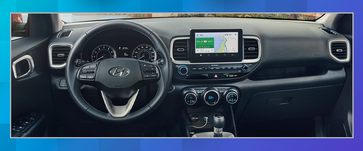 2020 Hyundai Venue vs 2020 Ford EcoSport Features