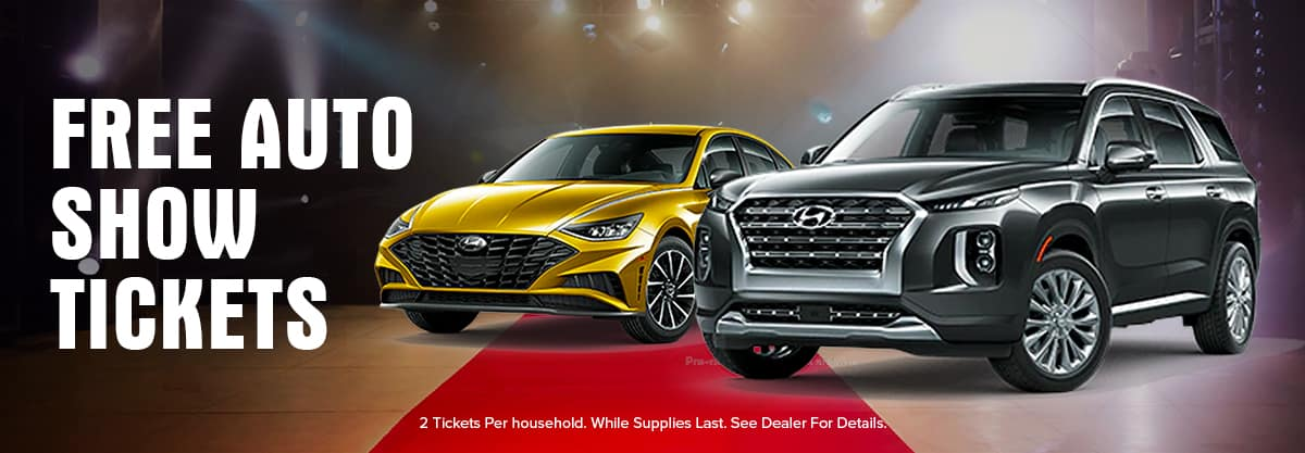 Take advantage of our FREE Chicago Auto Show tickets for 2020!