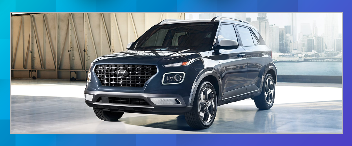 Mokena IL New Hyundai Venue For Sale