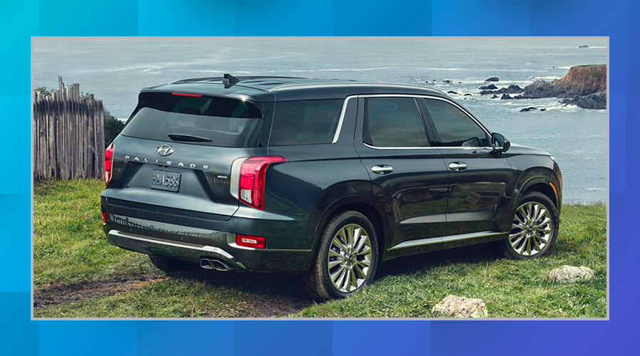 Chicago Heights IL New Hyundai Palisade
