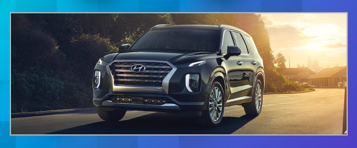 Park Forest IL New Hyundai Palisade