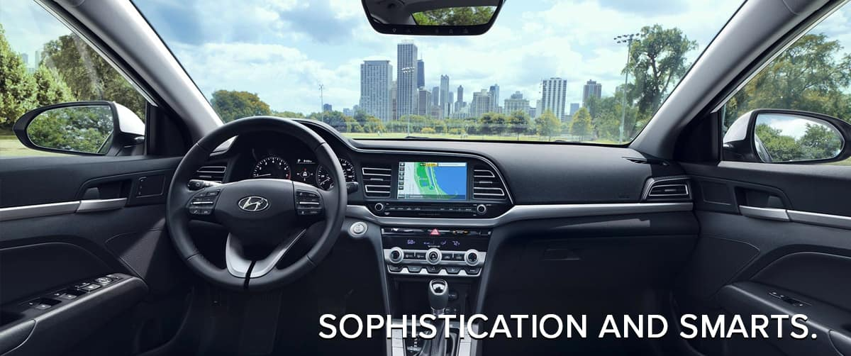 2019 Hyundai Elantra Features Chicago IL