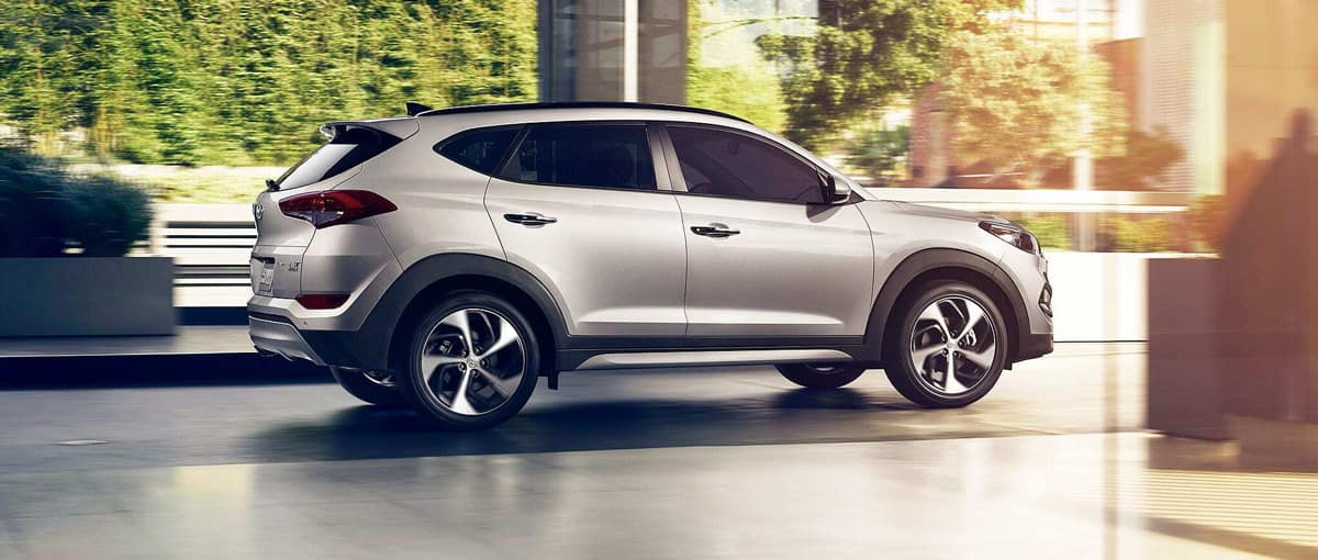 Hazel Crest Hyundai Tucson Sedan For Sale