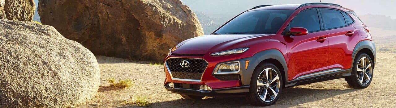 2018 Hyundai Kona Safety Ratings