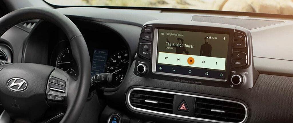 2018 Hyundai Kona Safety Features