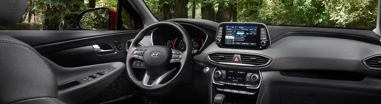 2019 Hyundai Santa Fe Safety Features Chicago, IL