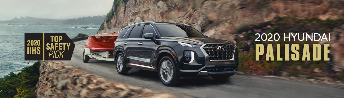 2020 Hyundai Palisade Receives a 5-Star Safety Rating from NHTSA