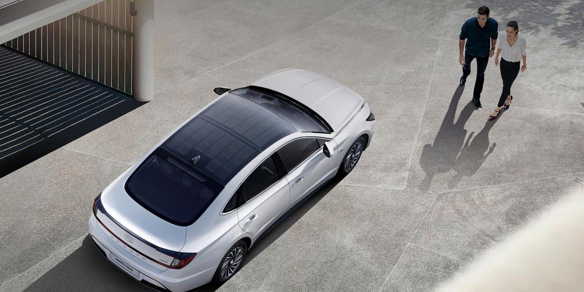 Smaht Pahk Feature 2020 Sonata Hybrid