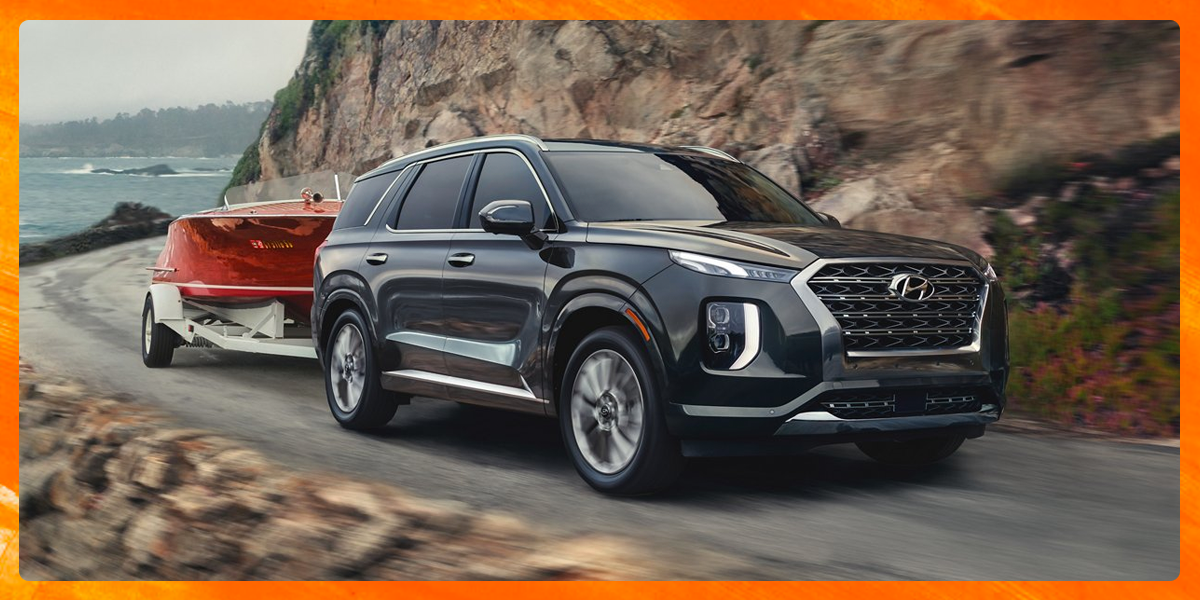 Palos Heights IL New Hyundai Palisade For Sale