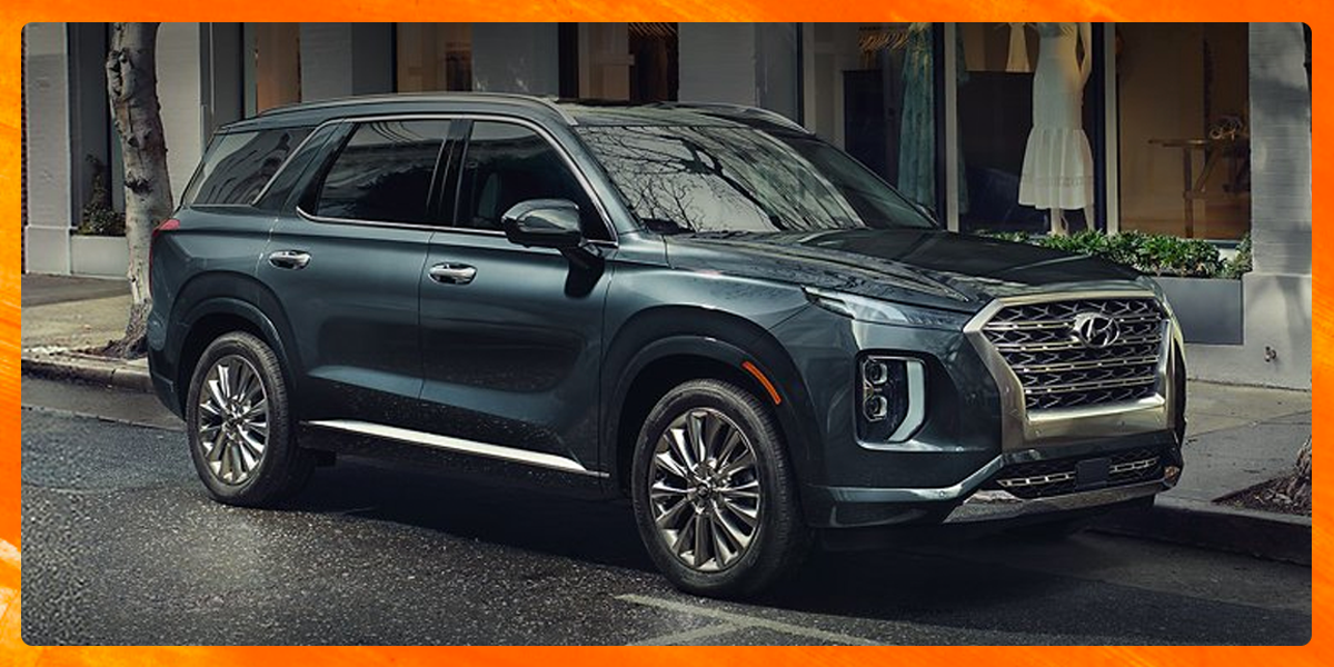 Hammond IN New Hyundai Palisade Dealership