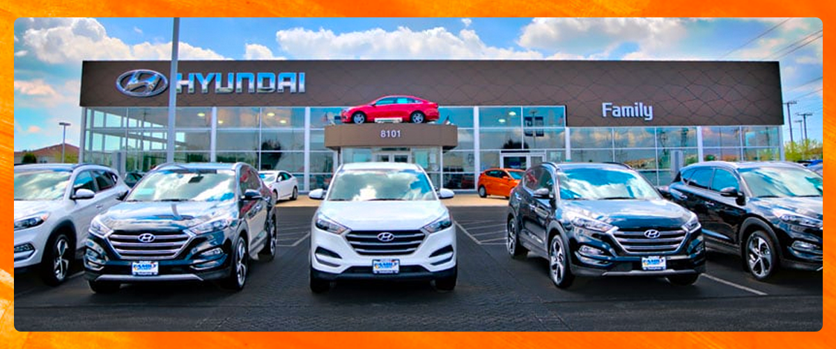 Family Hyundai is Here for You