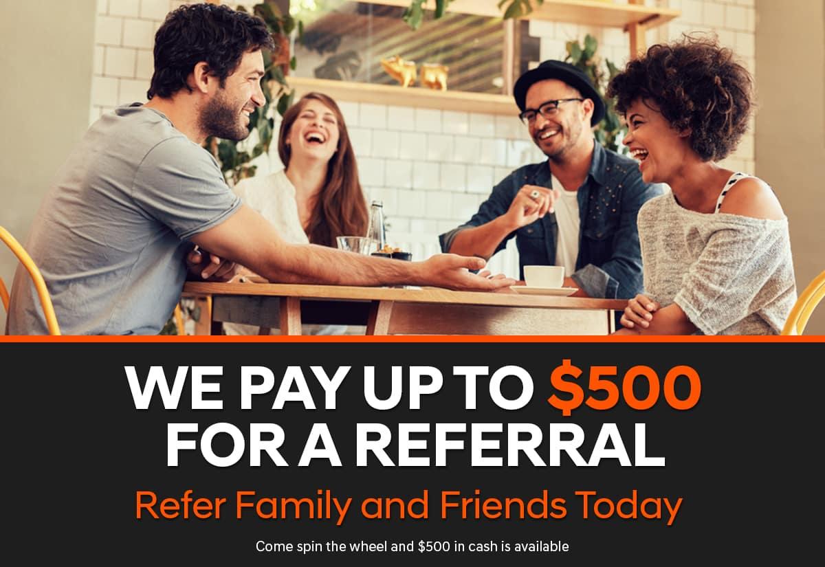 Family Hyundai Referral Program