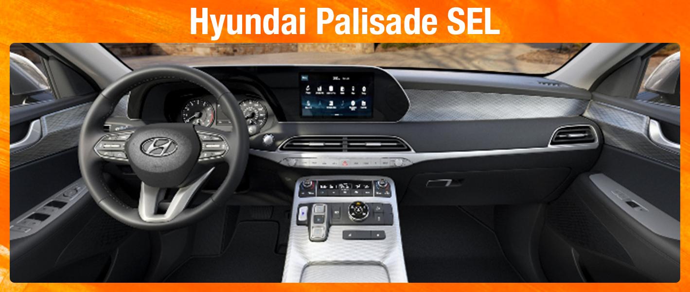 2020 Palisade SEL Family Hyundai