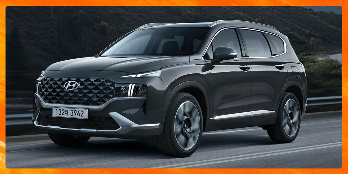 2021 Hyundai Santa Fe Adds Innovative Design, Powertrain, and Driver Convenience Technologies