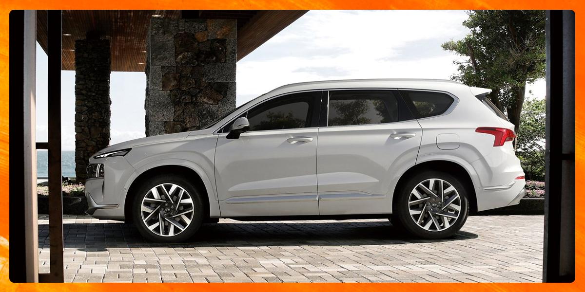 New Hyundai Santa Fe Near Tinley Park Interior Features