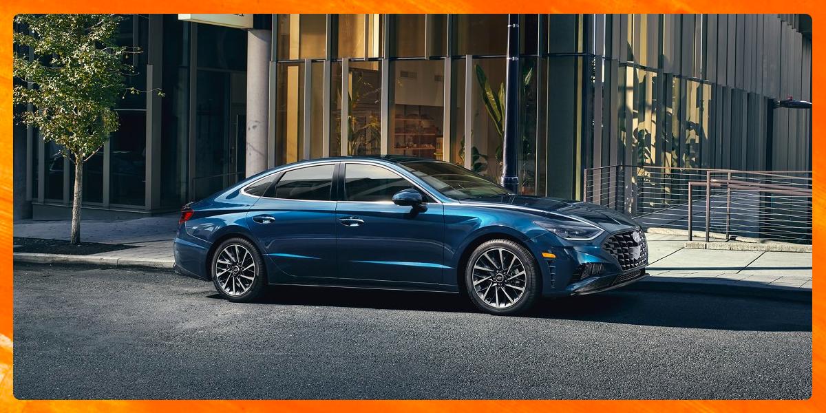 2021 Hyundai Sonata Near New Lenox