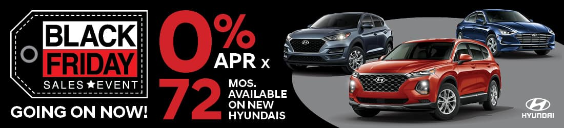 Family Hyundai | 0% for 72 months on New Hyundai's