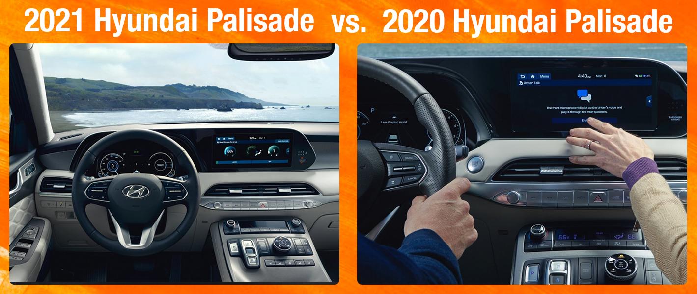 2021 2020 Hyundai Palisade