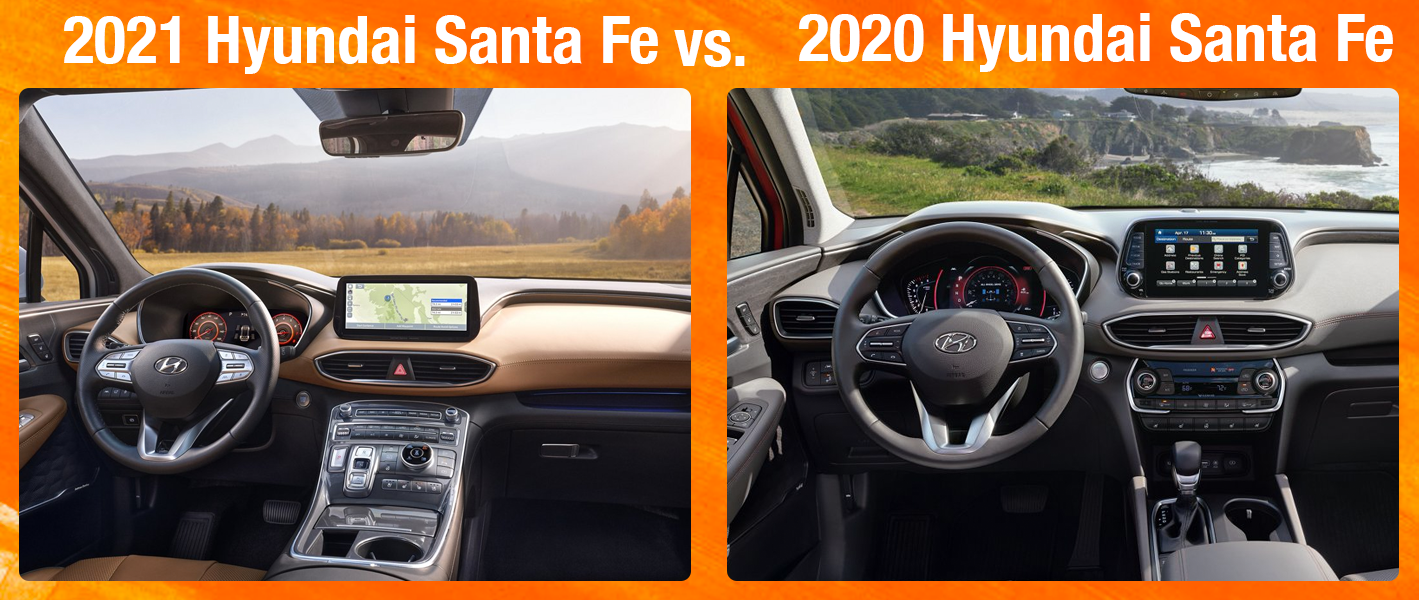 2021 Hyundai Santa Fe Safety and Technology