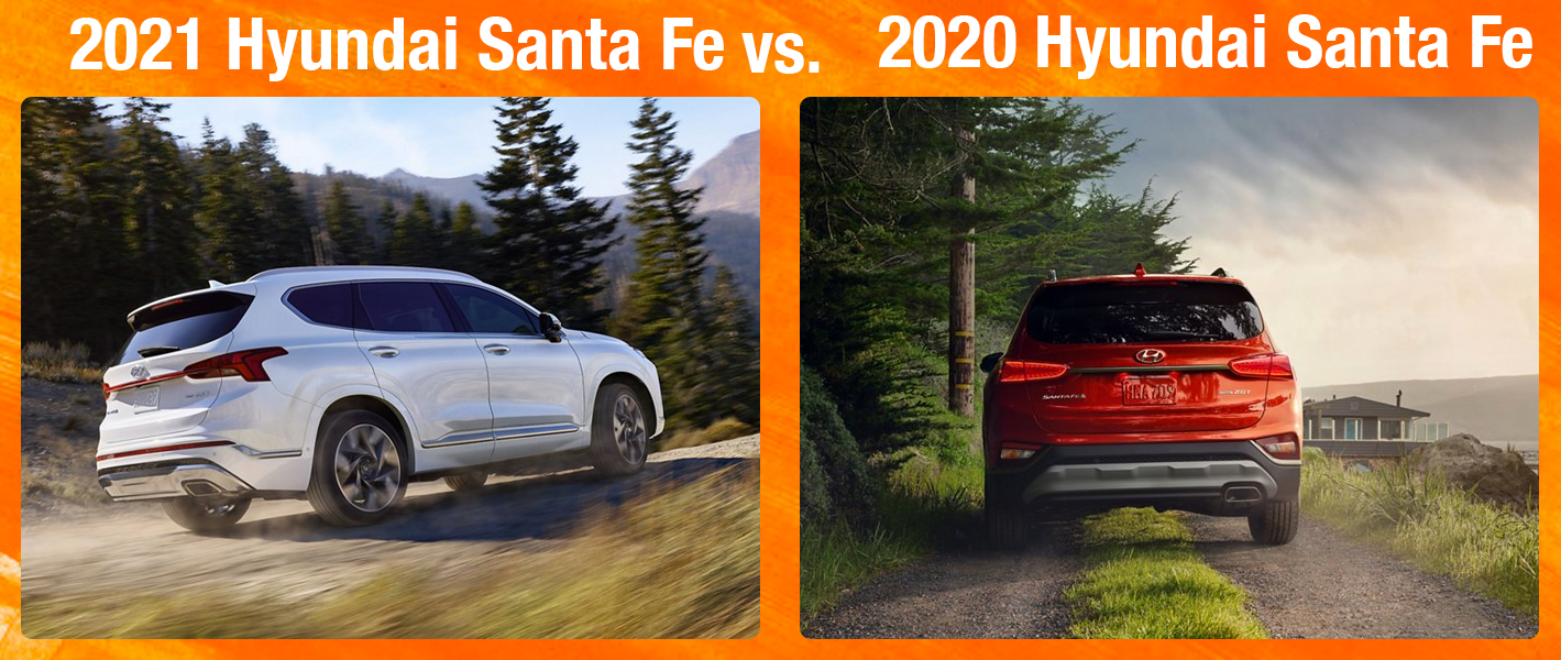 Why Buy the 2021 Hyundai Santa Fe?
