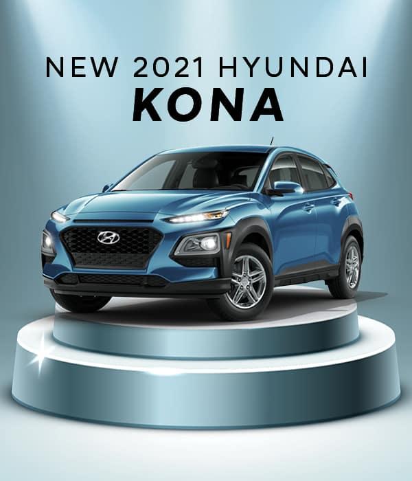 Family Hyundai 2021 Kona