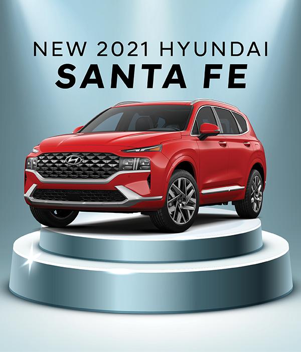 Family Hyundai 2021 Santa Fe
