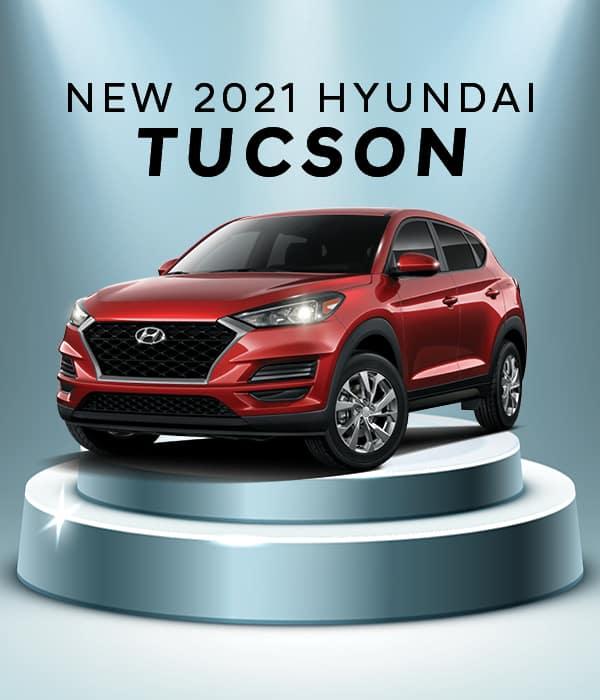 Family Hyundai 2021 Tucson