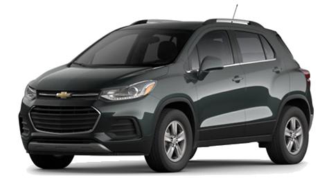 New 2020 Chevrolet Trax | City Chevrolet of Grayslake