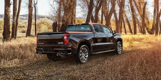 2021 Chevy Silverado 1500 High Country