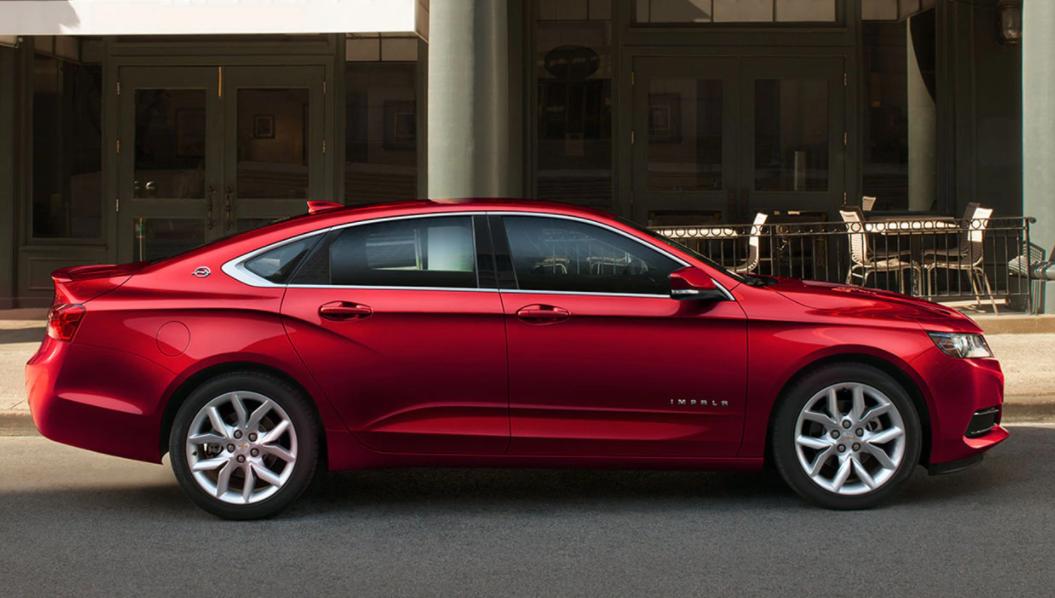 New 2020 Impala